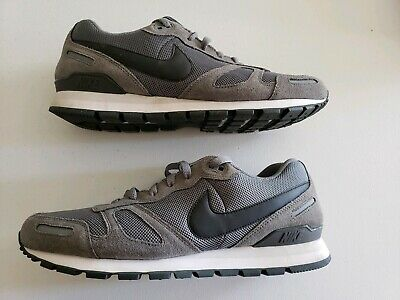Nike Air Waffle Trainer WhiteObsidian Anthracite Hyper Blue 429628 111 SZ 10