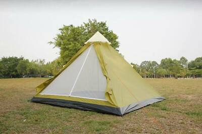 Camping tent Mojave 400 Beechnut Tipi tent 8 Pers Indian tent 5000mm waterproof
