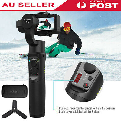 Hohem iSteady PRO Handheld 3Axis Gimbal Stabilizer for GoPro Hero 7/6/5/4 Camera