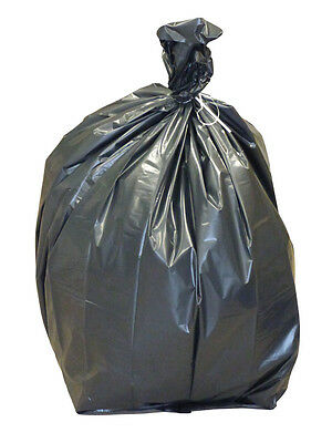 5 - 75 Rubbish Sack Garbage Extra Strong Tear-Resistant 240l Typ100 Schwarz Ldpe
