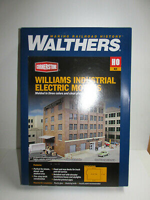 Walthers Bausatz Spur H0 Williams Industrial Electric Motors 933 3788 OVP
