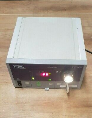 Storz 20133020 Xenon 300 Light Source for rigid and flexible scope with air pump