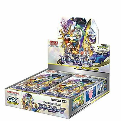 Pokemon Card Japanese Dream League Booster BOX JAPAN Enhanced expansion pack