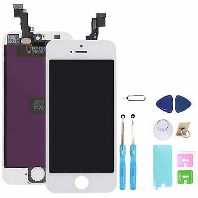 New iPhone 5S Replacement LCD Screen Touch Display Digitizer White + Tool kit