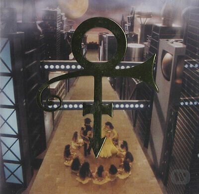 Prince And The New Power Generation - Love Symbol 1992 German Cd In Etched Case