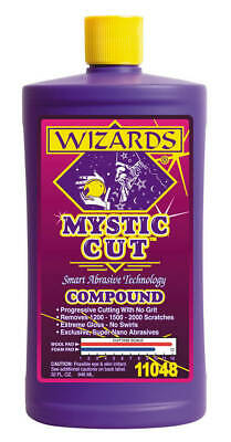 Mystic Cut Compound 32oz  WIZARD PRODUCTS 11048