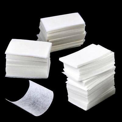 900X Lint Free Nail Wipes Cotton Pads Polish Gel Remover Cleaner Manicure Paper