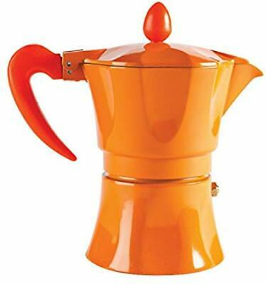 "Excelsa Color ""arome Orange 3 tasses a cafe."