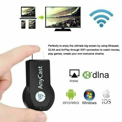 AnyCast 1080P 3D WiFi Display Dongle Empfänger Airplay Miracast HDMI TV DLNA