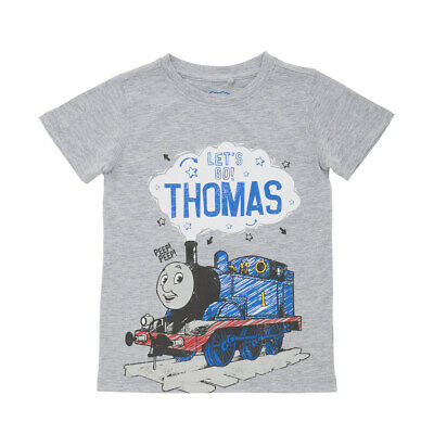 Thomas The Tank Engine Boys T Shirt New with Tags free postage various sizes