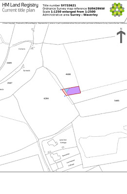 Plot of Land for Sale in Surrey