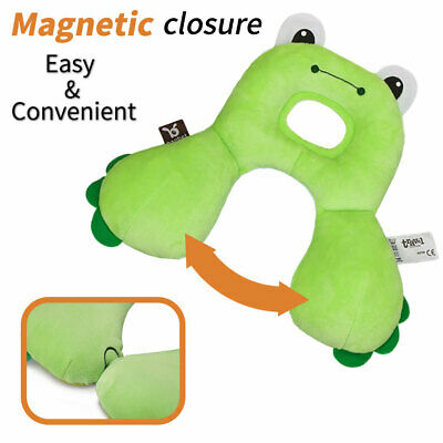 Baby Infant Soft Headrest Toddlers Neck Support U-shaped Comfortable Pillow