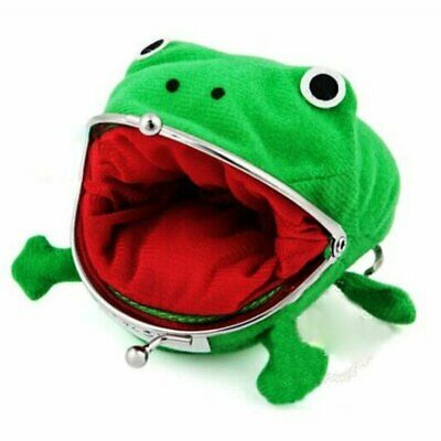 Frog Coin Purse Naruto Wallet Anime Coin Purse Green Frog Wallet Jj11026 ST