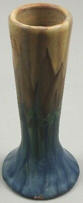 Landsun Bud Vase American Art Pottery Zane Ware ~Antique Peters & Reed ~Art Deco