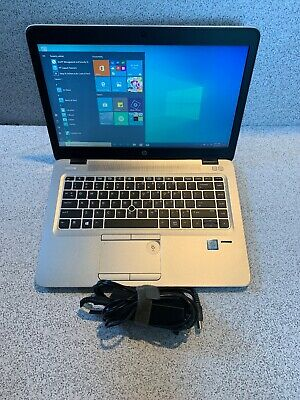HP ELITEBOOK 840 G3 -CORE I7-6600U- 2 6 GHz -RAM 8GB - 256GB