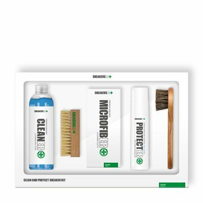 SneakersER Professional Sneaker Cleaner - CLEAN & PROTECT KIT (Sneakers ER)