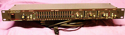 DOD 401 series II P.A. / Monitor rack mount processor with power cord