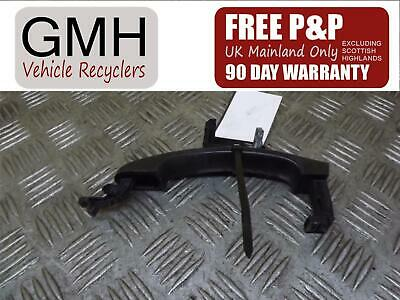 Ford Fiesta Right Driver Offside Front Outer Door Handle Black 2002-2008©