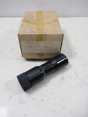 Laboratory Laser Beam Expander 50-25-18X Special Optics Unit