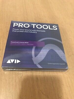 AVID PRO TOOLS Perpetual 1-Year Updates + Support Plan