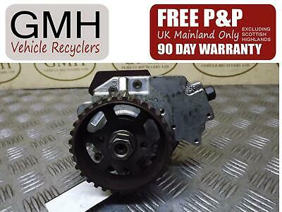 Citroen Xsara Picasso 1.6 Diesel Injector Pump Eng Code Dv6ted4 (9hy) 2005-10±