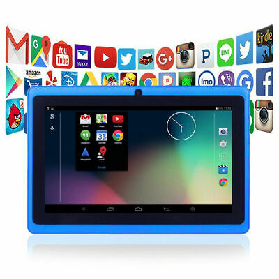 7'inch Google Android 4.2 WiFi Tablet PC Quad Core 8GB Dual Wifi Camera Kid Gift