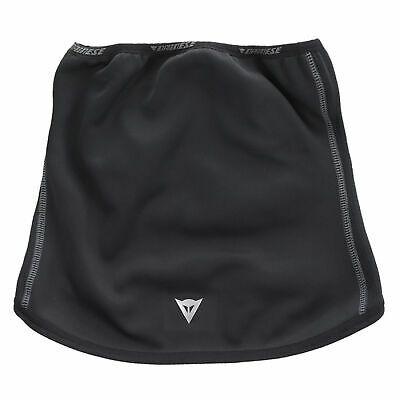 Dainese Lightweight Wind Stopper Neck Gaiter Black