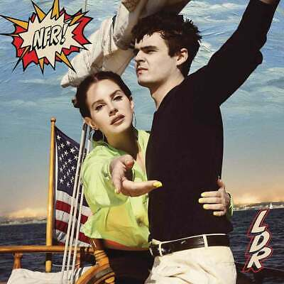 Lana Del Ray - NFR! (NEW CD ALBUM) Preorder 30th August Norman F****ng Rockwell