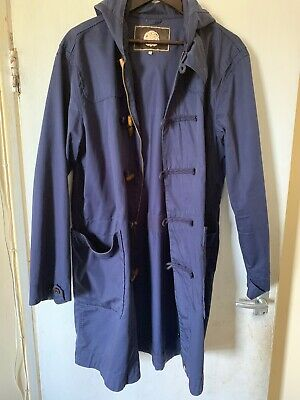 2019 discount sale choose clearance reasonably priced PRETTY GREEN, KHAKI Duffle Coat - Size M - More Like Large ...