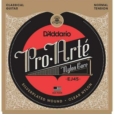D'Addario EJ45 Pro-Arte Nylon Classical Guitar Strings