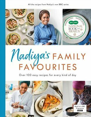 Nadiya's Family Favourites Easy, beautiful and show-stopping re... 9780241348994