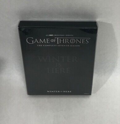 Game of Thrones The Complete Seventh Season - Blu Ray (HE3003755)