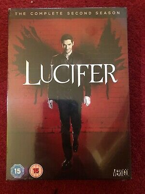 LUCIFER Second Season New And Sealed