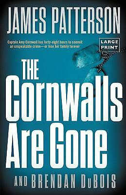 The Cornwalls Are Gone by Patterson, James-ExLibrary