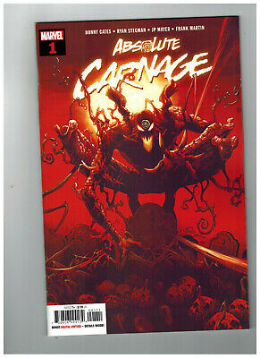 ABSOLUTE CARNAGE #1  1st Printing                           / 2019 Marvel Comics