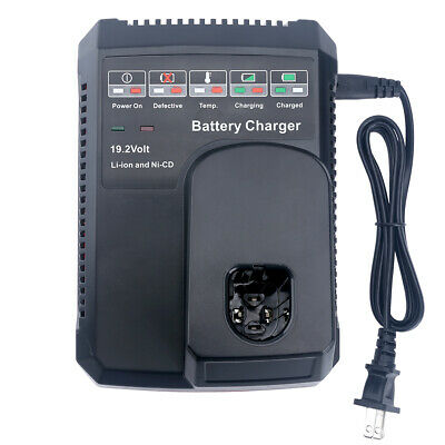 Battery Charger for Craftsman 19.2V C3 Lithium-Ion & NI-CD 11375 11376 130279005