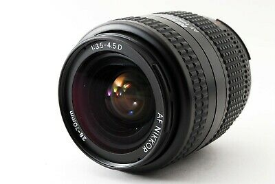 Nikon Nikkor 28-70mm F/3.5-4.5 D Macro Autofocus Lens From Japan [Very Good]