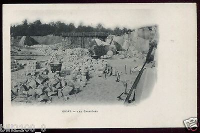 cpa. 91. ORSAY . les carrières