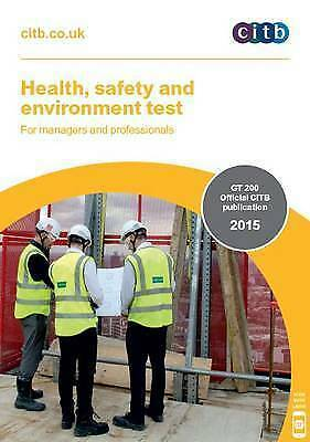 Very Good, Health, Safety and Environment Test for Managers and Professionals: G