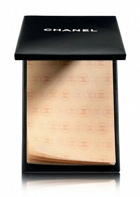 NEW Chanel Papier Matifiant De Chanel Oil Control Blotting Tissues 150 sheets