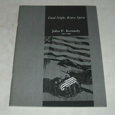 1964 JOHN F KENNEDY TRIBUTE SC BOOK with FIRST DAY ISSUE BLOCK of POSTAGE STAMPS
