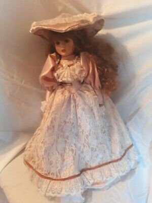 Antique Collectable Doll - (Believed to be a Nancy Denny)
