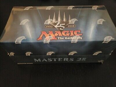MTG Magic the Gathering Masters 25 Booster Box Sealed Brand New