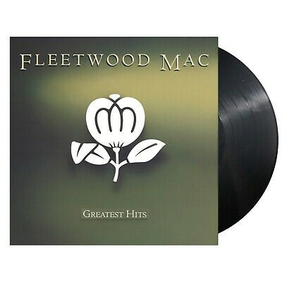 Fleetwood Mac - Greatest Hits Vinyl LP Black Sealed New