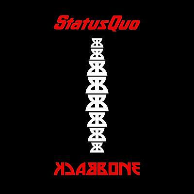 Status Quo - Backbone (NEW DELUXE CD) (Preorder Out 6th September)