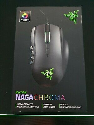 Razer Naga Chroma Wired Gaming Mouse