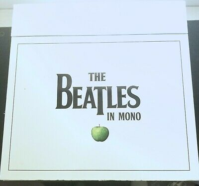 The Beatles in Mono Vinyl Box Set 14 LP 180g New 2014