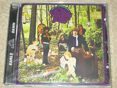 The Little Boy Blues - in The Woodland di Weir - Psych - Nuovo CD