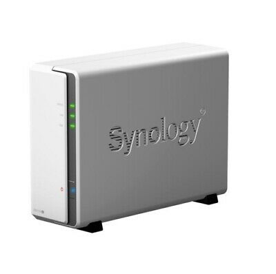 """NEW SYNOLOGY DS119J, DISKSTATION DS119J 1-BAY 3.5"""" DISKLESS 1XGBE NAS (TOWER.a."""