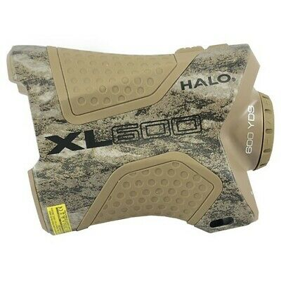 Wildgame Innovations XL600-8 Halo Camo Hunting Laser Rangefinder
